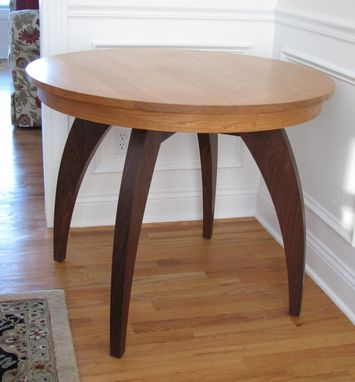 Custom Made Kitchen Table And Chair