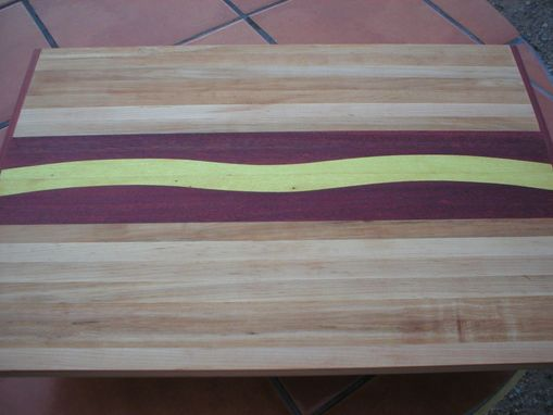 Custom Made Custom Cutting Boards - Personalized With Your Design