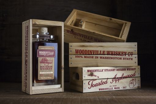 Custom Made Custom Packaging For Woodinville Whiskey Co