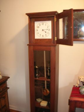 Custom Made Tall Clock