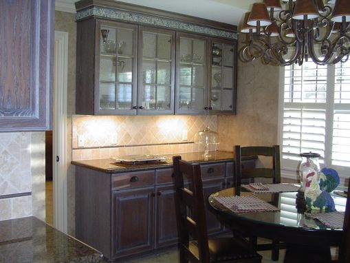 Custom Made Kitchen Remodel - Copper Canyon, Texas