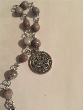 Custom Made Job's Tear Seed Pocket Rosary (Single Chain)