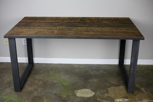 Buy A Hand Made Modern Industrial Dining Table Desk