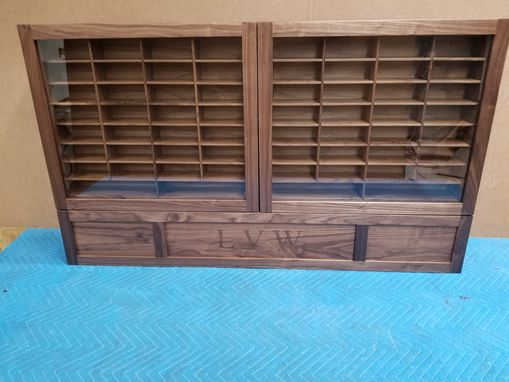 Custom Made Collectibles Display Cabinet