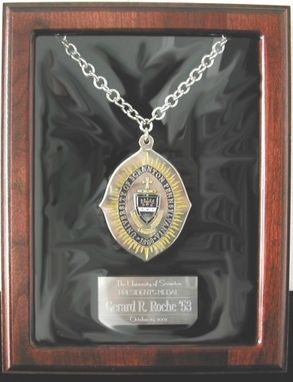 Custom Made Presidential Medallion University Of Scranton