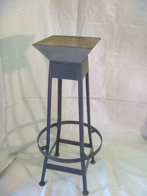 Custom Made Eiffel Tower Stool