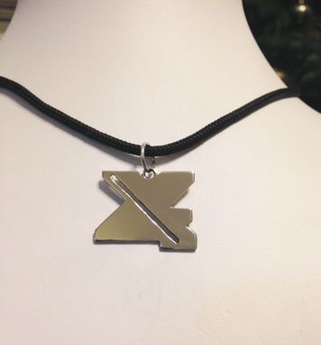 Custom Made Excel Pendant