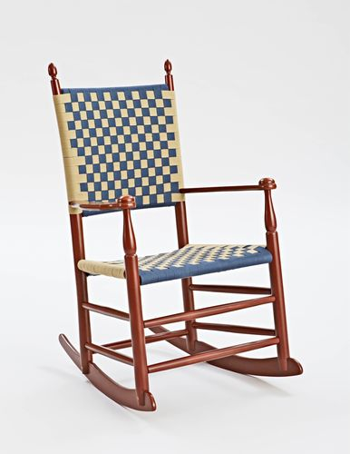 Hand Crafted Shaker Rocking Chairs By Maplerock Woodworks Custommade
