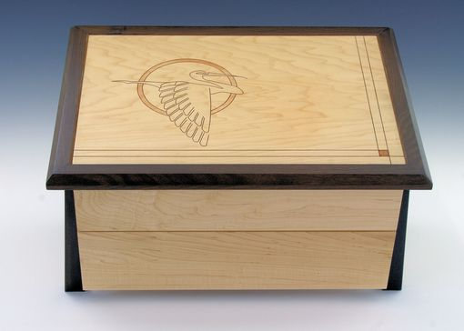 Custom Made Silver Chest Ii