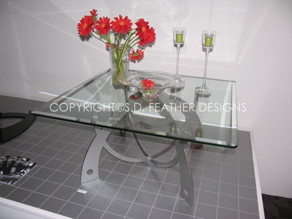 787ff806f796 Hand Made Arch - Custom Coffee Table by S.D. Feather Custom ...