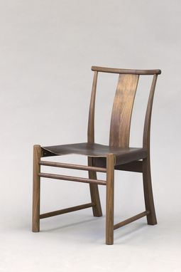 Custom Made Danish Modern Chair