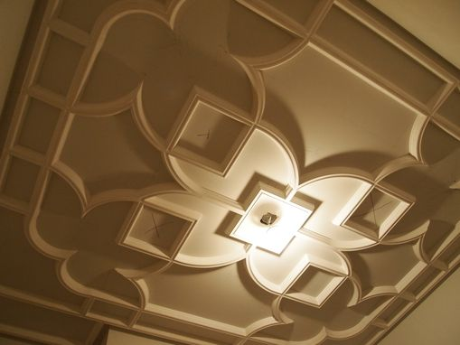 Custom Made Custom Plaster Ceiling