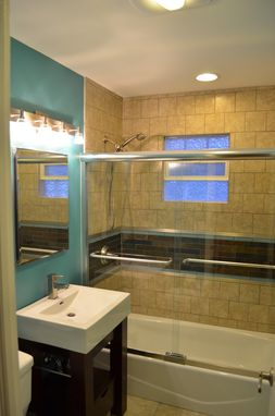 Custom Made Bathroom Remodel And Design