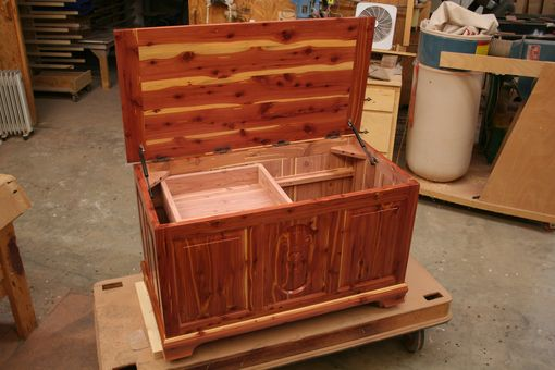 Custom Made Cedar Hope Chest