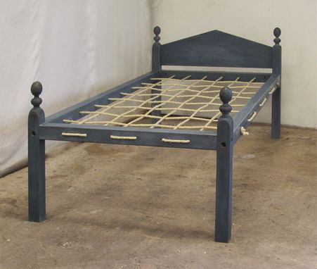 Custom Made Low Post Beds