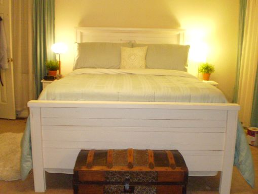 Custom Made St George Island Bed