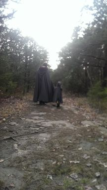 Custom Made Heavy Winter Cloak