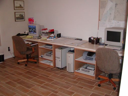 Custom Made Office Space