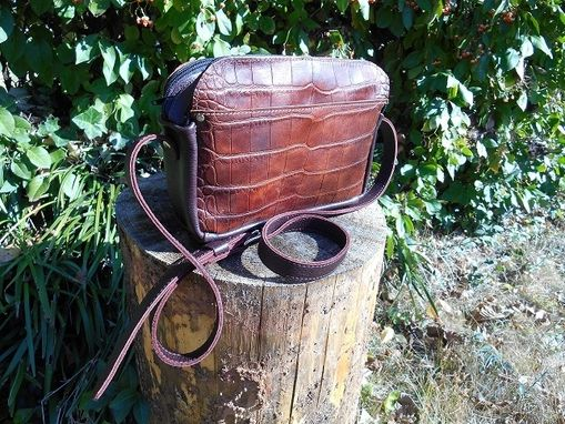 Custom Made Leather Purse Replica