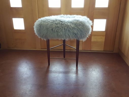 Custom Made The Hairy Stool