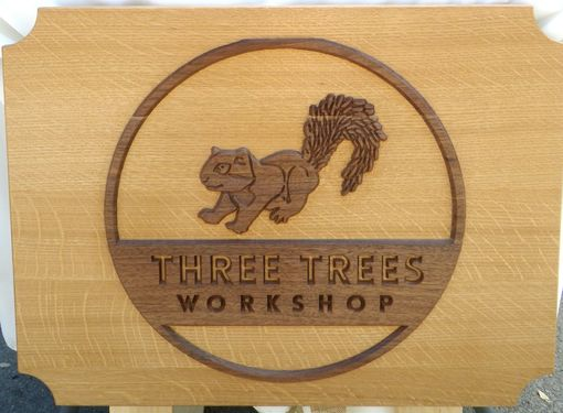 Custom Made Custom Wooden Sign