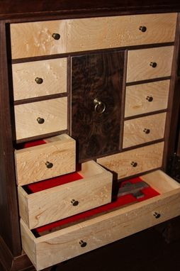 Custom Made Pennsylvania Spice Box