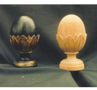 Custom Made Reproduction Finial