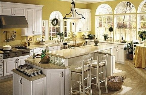 Custom Made Lighten And Brighten Your Kitchen With Diamond Kitchens