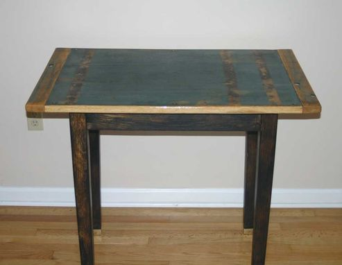 Custom Made Custom Desk For Watercolorist