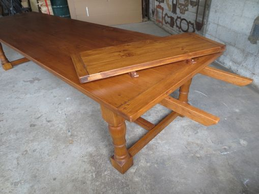 Custom Made 12' Pine Tavern Table