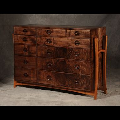 Custom Made Dovetailed Buffet