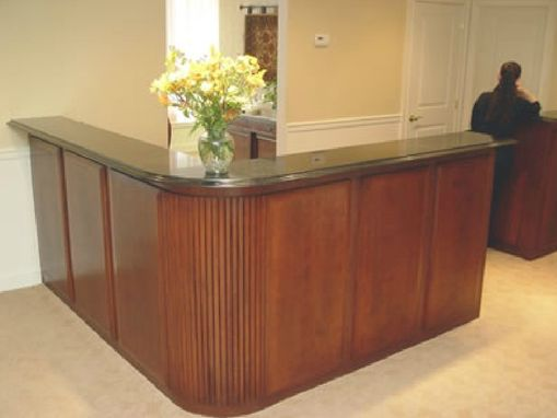 Custom Made Reception Desks - Business