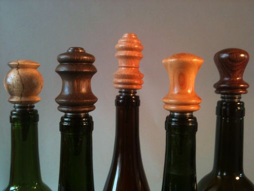 Custom Made Bottle Stoppers