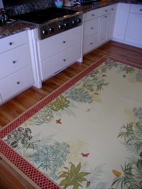 Custom Made Floor Cloth