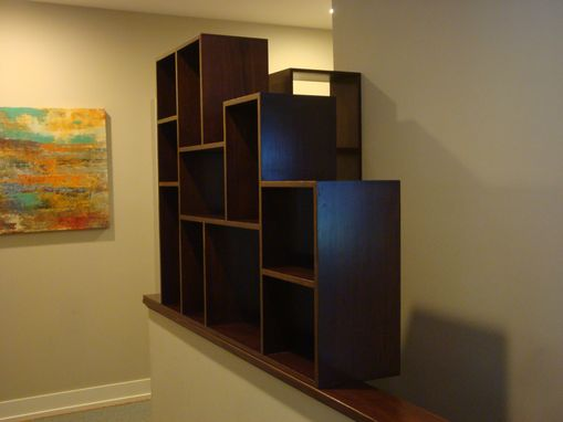 Custom Made Shelving