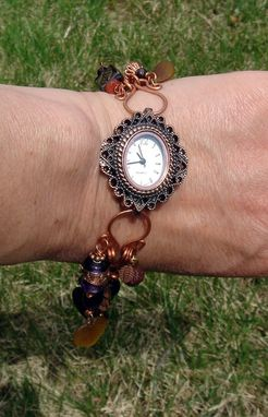 Custom Made Charm Watch Band
