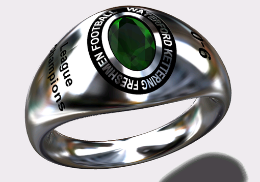 Custom Made Championship Ring
