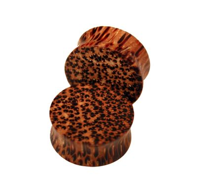 Custom Made Wooden Ear Plugs Gauges, Exotic And Domestic Woods, Body Art Jewelry