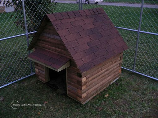 Custom Made Custom Dog Houses