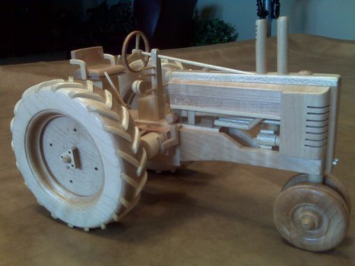 Custom Made John Deere B Tractor