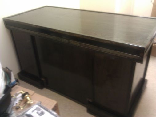 Custom Made Big Boss Executive Desk
