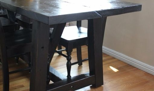 Custom Made Reclaimed Restoration Dining Table