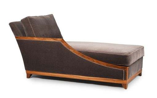 Custom Made Belmont Chaise Lounge