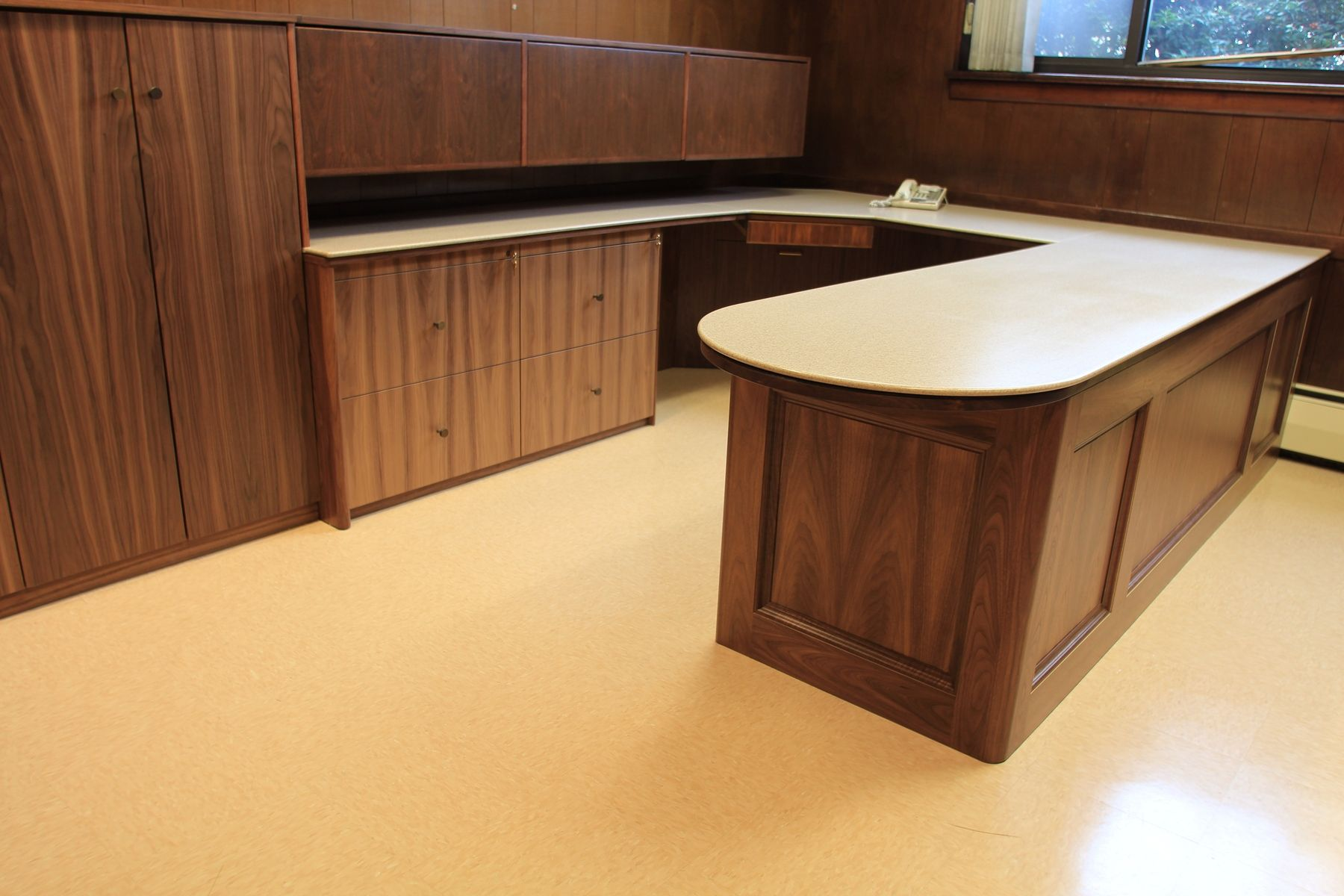 Hand Crafted Custom Made His And Her 39 S Private Office