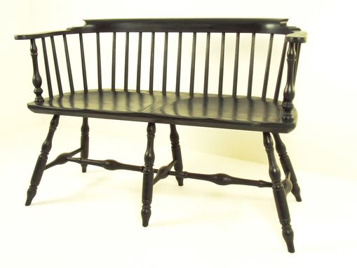 Custom Made Windsor Bench