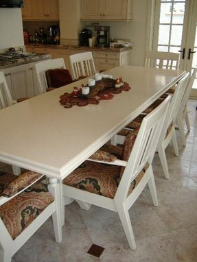 Custom Made Kitchen Furniture