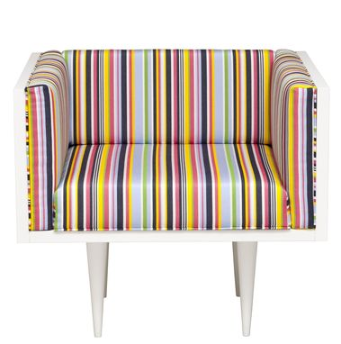 Custom Made Midcentury Modern Chair