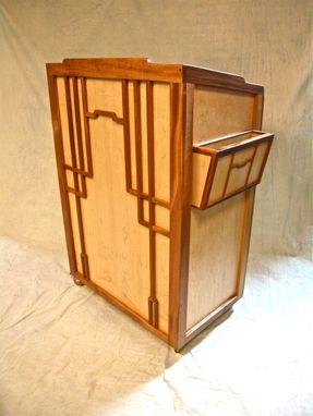 Custom Frution Restaurant Host Stand Or Podium Amp Mobile