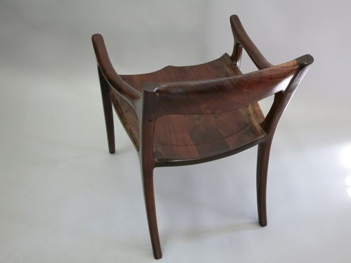 Custom Made Low Back Dining Chair Or Tea Chair
