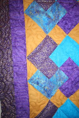 Custom Made Custom Quilting Or Quilt Finishing